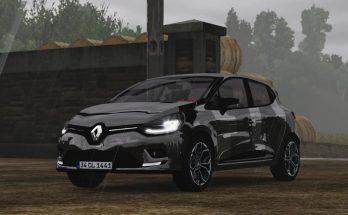 Renault Clio IV V1R20 1.36