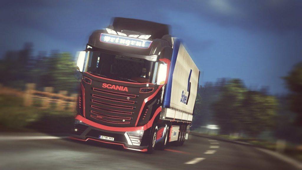 Scania R1000 1.36.x