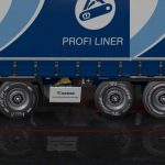 Tire pack for all trucks and trailers v4.5