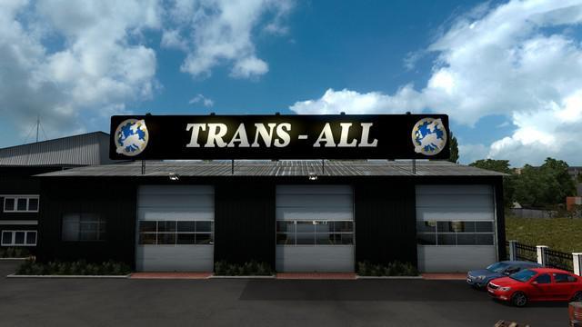 TRANS-ALL Garage small v1.0
