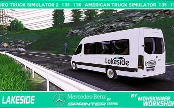 Mercedes Sprinter - Lakeside 1.36