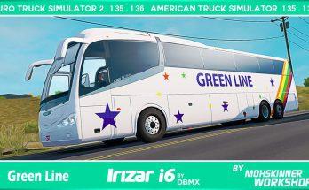 Irizar i6 - Green Line 1.36