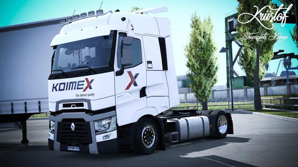 Kriistof Renault T Koimex 1.36.x