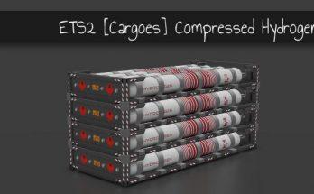 Cargo Compressed Hydrogen v1.0