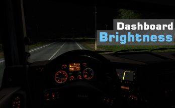 Dashboard Brightness v1.0