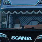 Holland Interior for Scania S Next Gen SCS 1.36