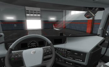 Interior for Volvo FH 2012 v1.0