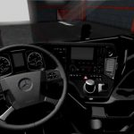 Mercedes Benz MP4 Black Interior 1.36.x