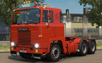 Scania 1 Series -fixed- 1.36.x