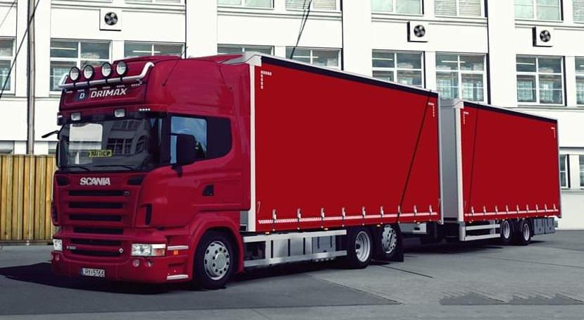 Scania R Tandem 1.36.x