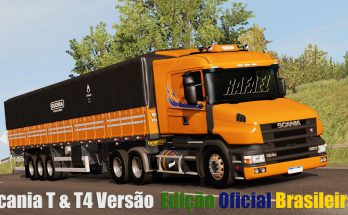 Scania T and T4 Brazilian oficial edit 1.36