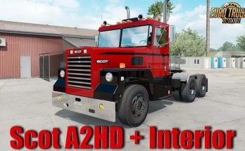 Scot A2HD + Interior v1.0.8 1.36.x