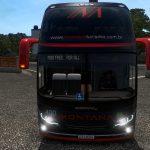 Comil Invictus Dd Volvo 6x2/8x2 Poxato v1.0