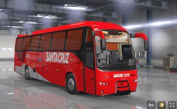 BUS VOLVO B12B TX ATS 1.36.X