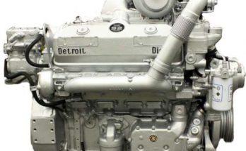 DETROIT DIESEL 8V92 ENGINE PACK 1.37