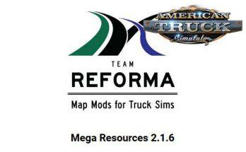 MEGA RESOURCES MOD V2.1.6 1.37.X