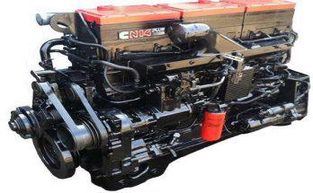 SOUND ENGINE CUMMINS N14 1.37
