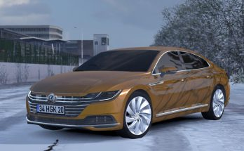 VW ARTEON & PASSAT V1.1 1.36.X