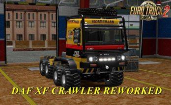 Daf XF Crawler Reworked Fix v1.2