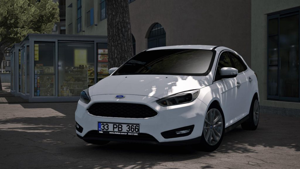 Ford Focus Mk v3.5