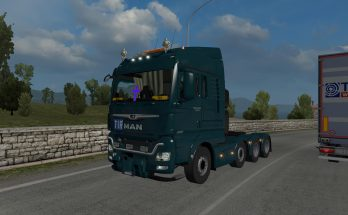 MAN TGX Euro 6 for 1.36 v2.2