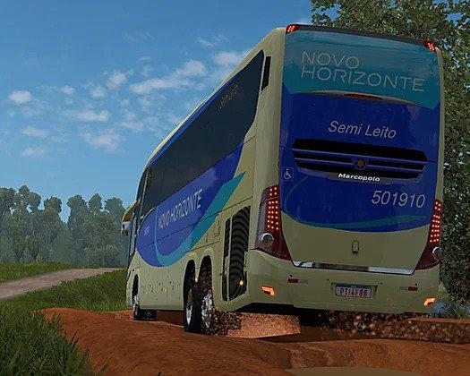 Marcopolo New G7 1350 - MB 1.36