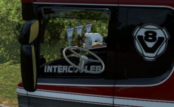 Visible Exterior Steering Vabis & No driver 1.36.x