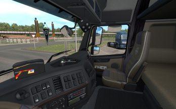 Volvo FH 2009 interior 1.36