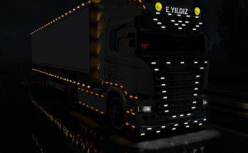 Scania R500 Turkish Style 1.36.x