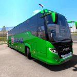Scania Touring Bus + Interior v1.5 1.36.x