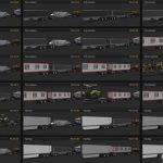 93-RP Mod Triple Trailer ATS V193-RP Mod Triple Trailer ATS V1