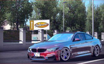 BMW M4 GTS V1.1 1.37
