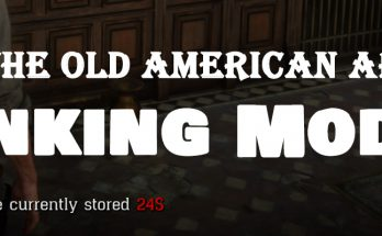 Banking The Old American Art - a banking mod v0.5.1