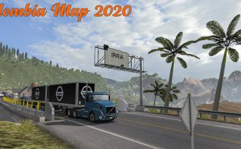 NEW COLOMBIA MAP MOD 2020 1.36 - 1.37
