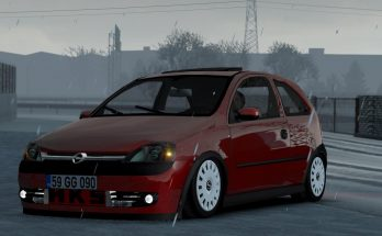 Opel Corsa C V1R30 (1.37)