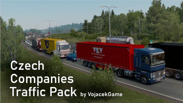 Czech Companies Traffic Pack 1.37