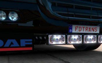 DAF 105 XF Low Bar 1.37.x