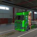 Kim paintjob for Scania 2016 S v1.0
