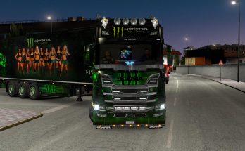 Monster Energy Combo 1.37