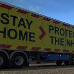 NHS Owned SCS Trailer skin v1.0