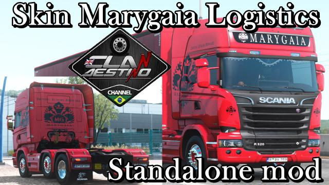 Skin Marygaia Logistics v1.0