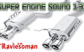 Super Engine Sound 1.37