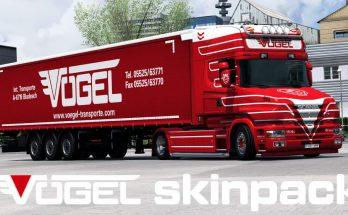 The big Vogel Skinpack v1.1