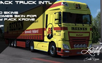 Kriistof Pack Truck International 1.37