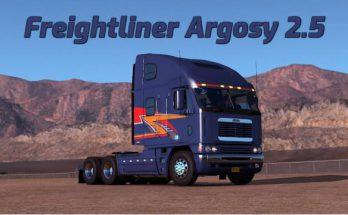 FREIGHTLINER ARGOSY V2.5