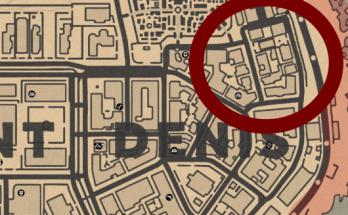 Saint Denis Gang