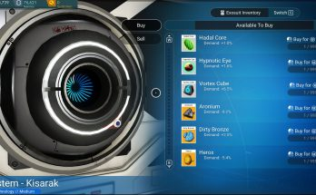 Too Many Items Planet Galactic Trade Network 2.52