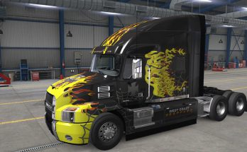 West Coast Choppers Skin for Mack Anthem