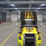 West Coast Choppers Skin for Mack Anthem