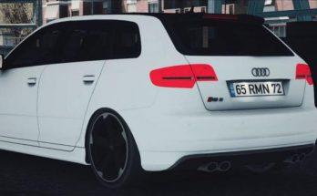 Audi RS3 1.37